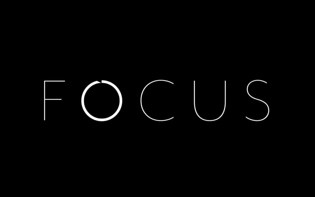 """Where focus goes, energy flows."" – Tony Robbins"